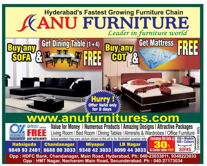 sofa set deals in hyderabad 28 images special monsoon  : anufurnitures from wallpapersist.com size 724 x 580 jpeg 171kB