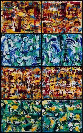 Marc Genet—Acrylic
