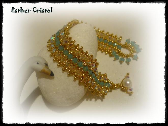 Crystal Dewdrop Bracelet