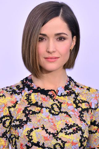 Rose Byrne, short hair, hairstyle