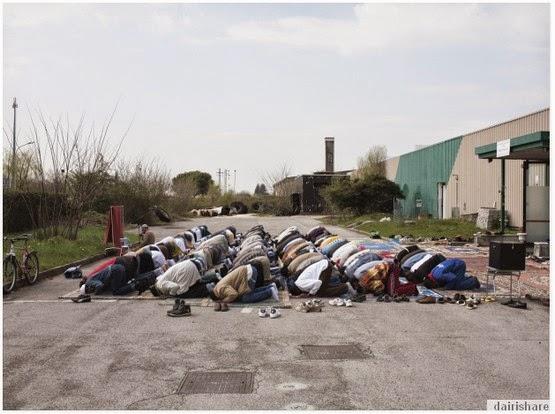 Betapa Sadisnya Masjid Umat Islam Di Itali
