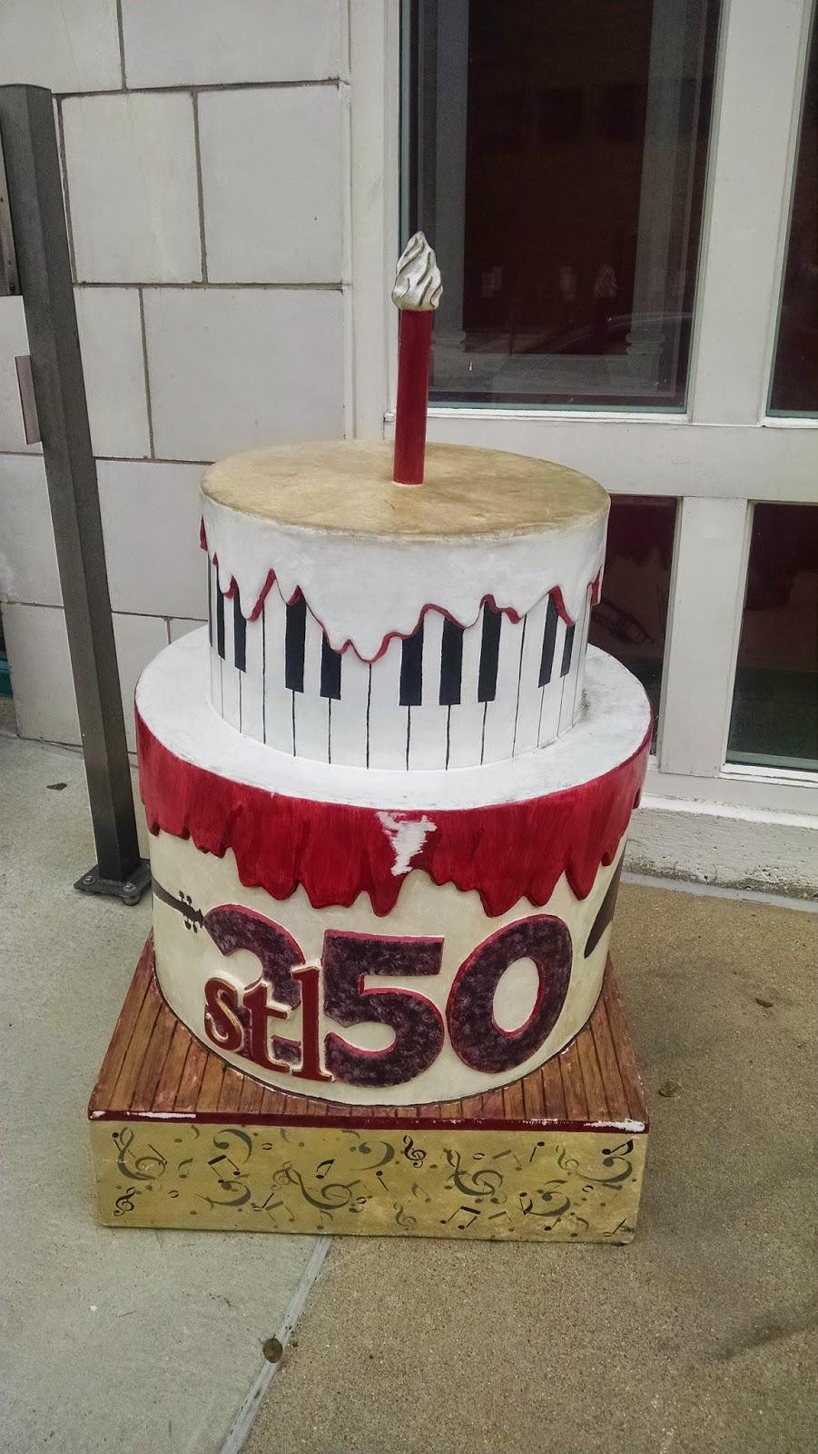 Education For Cake Artist : Let Us Find Cake: Centene Center for the Arts & Education