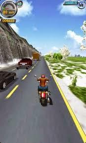 Game đua xe máy cho máy cảm ứng