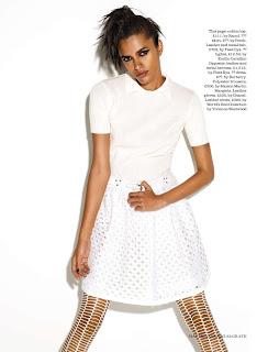 Lakshmi_Menon_Elle_Uk_8 Hot Shoot | Lakshmi Menon pour Elle UK