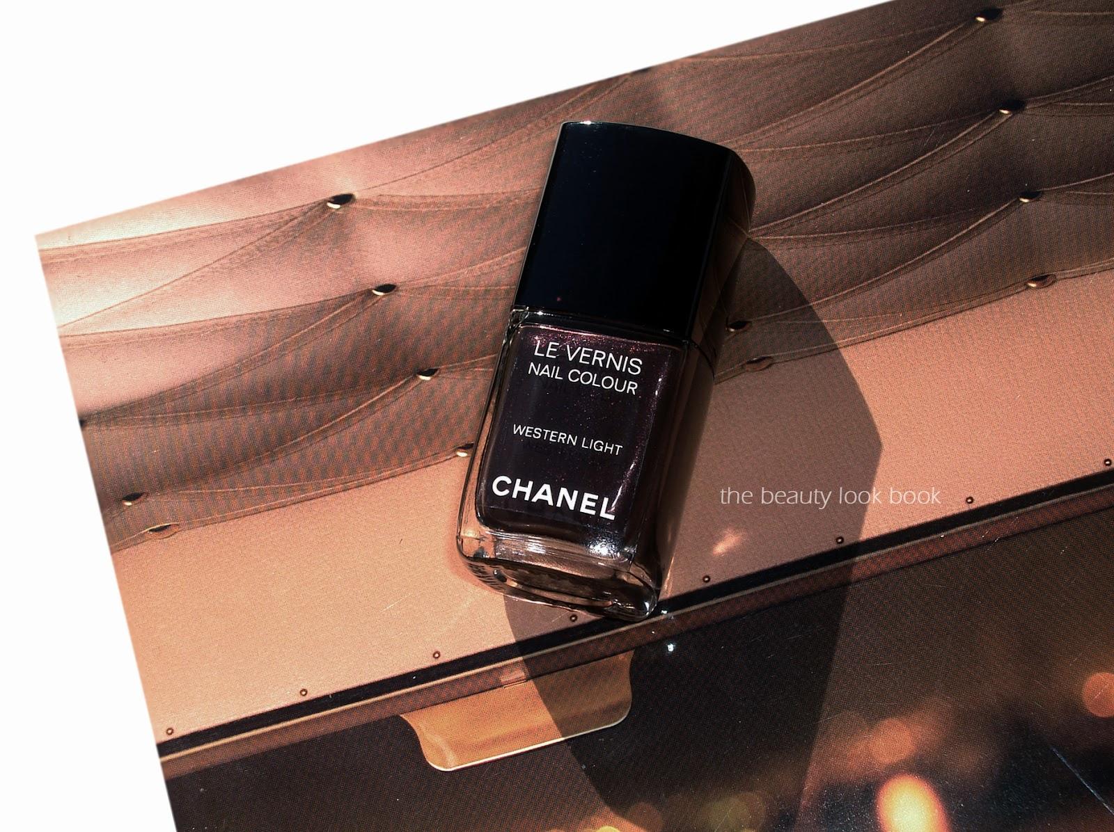 Chanel le Vernis Logo Png Chanel Western Light le Vernis