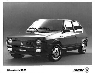 Fiat Ritmo Abarth