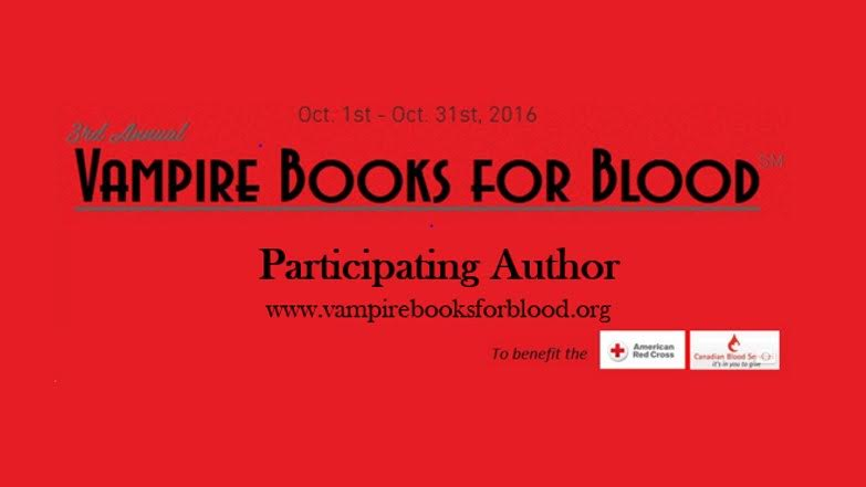 Vampire Books for Blood