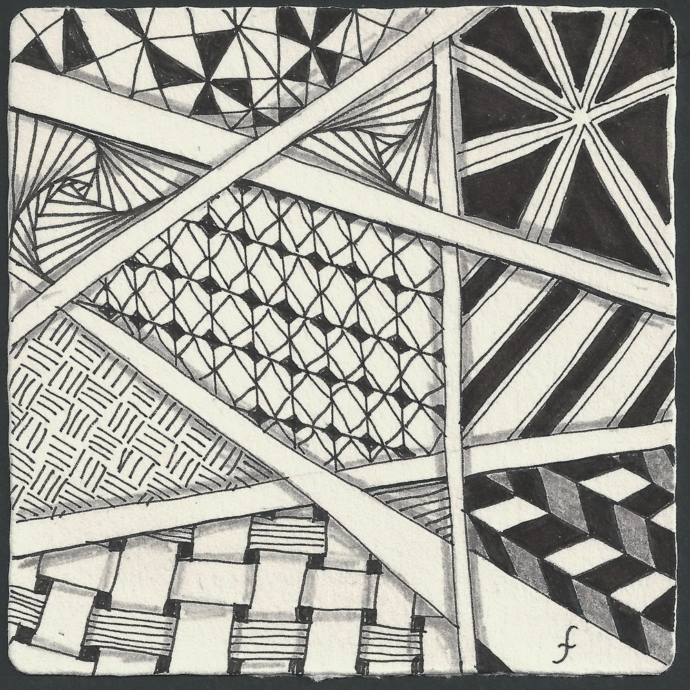 Straight Line Intro The Art Of Closing : Pattern play with pens classes