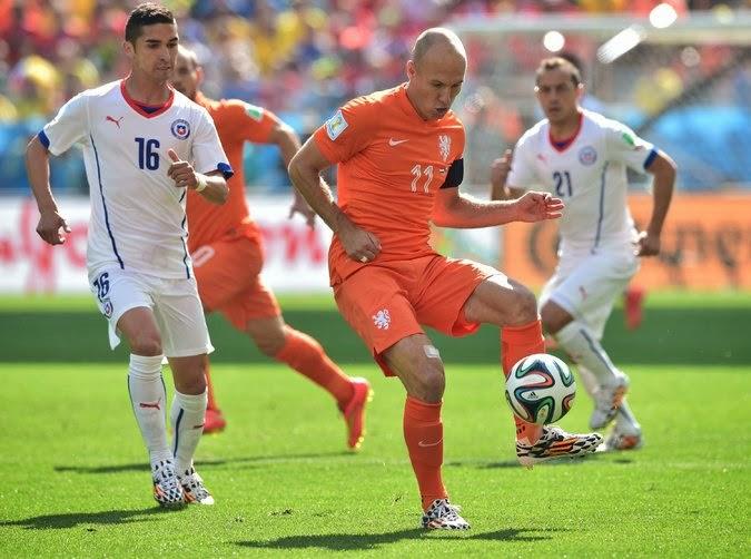 Netherlands Arjen Robben