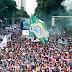 Marcha Para Jesus reúne meio milhão de pessoas nas ruas do Rio de Janeiro