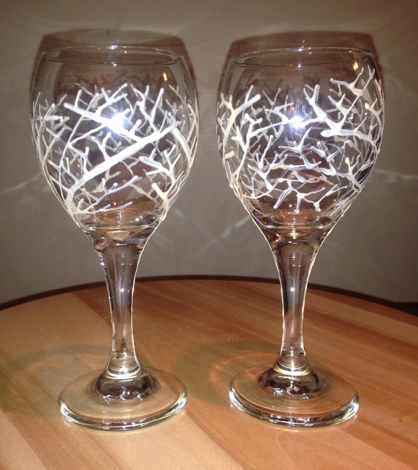 How to how hard and how much diy engraving glasses these would be a great bridesmaidgroomsmen gift weddinganniversary gift or heck give it to yourself and save the extra 60 for a good bottle wine solutioingenieria Image collections