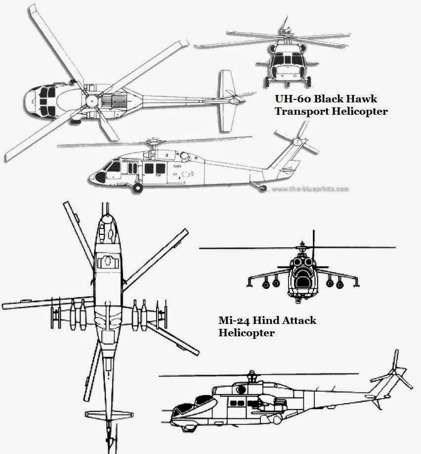 seahawk helicopter vs blackhawk
