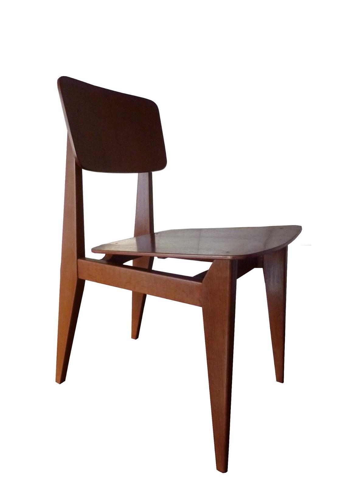 Marcel gascoin chaise cd la renaissance du design xx for La chaise design