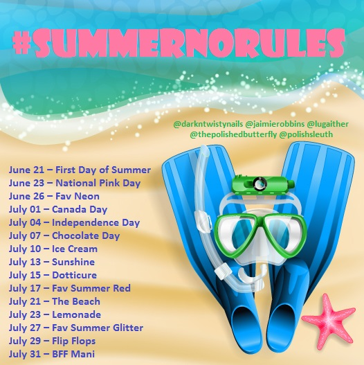 #summernorules for 2015