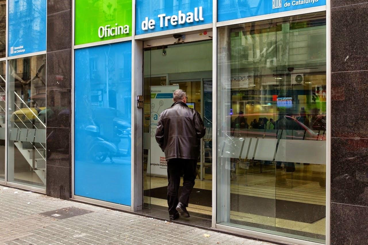 Datos del paro abril 2015 espai de recerca activa de feina - Oficina seguridad social barcelona ...