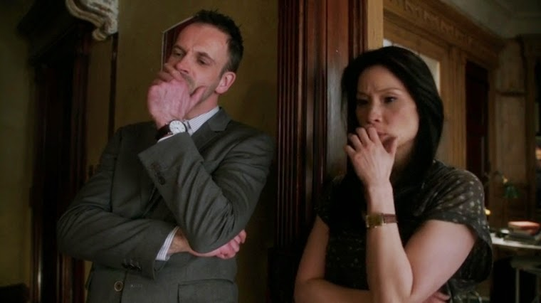 Elementary 2x21 – The Man With The Twisted Lip