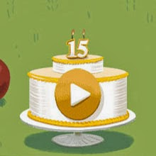 Happy Birthday Google - Google Celebrates its 15th B'Day