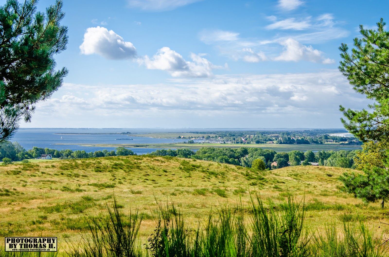 Hochland Insel Hiddensee