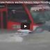 Ο Τυφώνας Πατρίτσια χτυπά το Μεξικό.