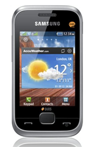 Harga Samsung C3312 Deluxe Duos
