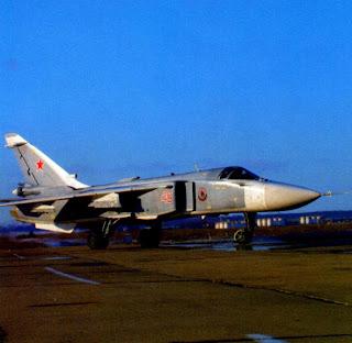 Бомбардировщик Cy 24M