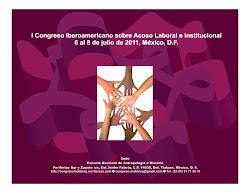 I Congreso Iberoamericano sobre Acoso Laboral e Institucional