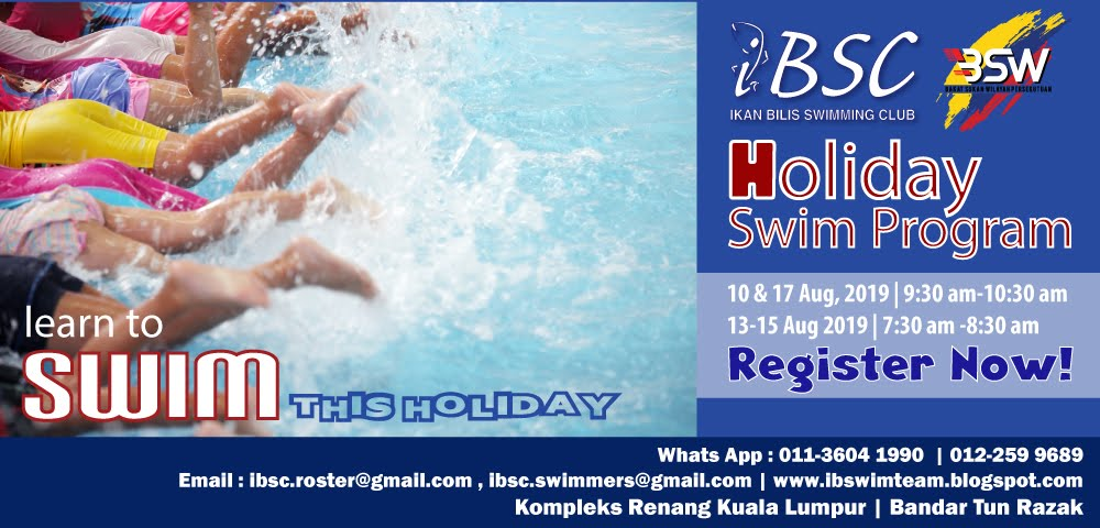 Holiday Learn to Swim-Cheras