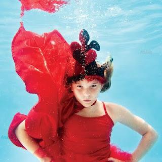 foto dalam air