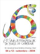 6º Salão de Humor de Caratinga / 2004