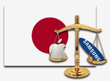Apple and Samsung, Apple, Samsung, Samsung against Apple in Japan, patent infringement, mobile,