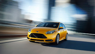 Ford taking Focus ST around America with free Performance Academy_4