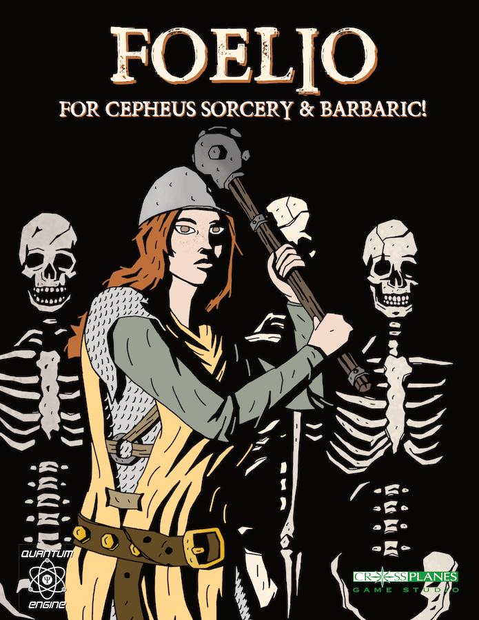 Foelio for Cepheus Sorcerey & Barbaric!