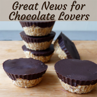 Great News for Chocolate Lovers