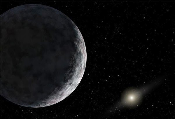 planet kerdil sistem tata surya