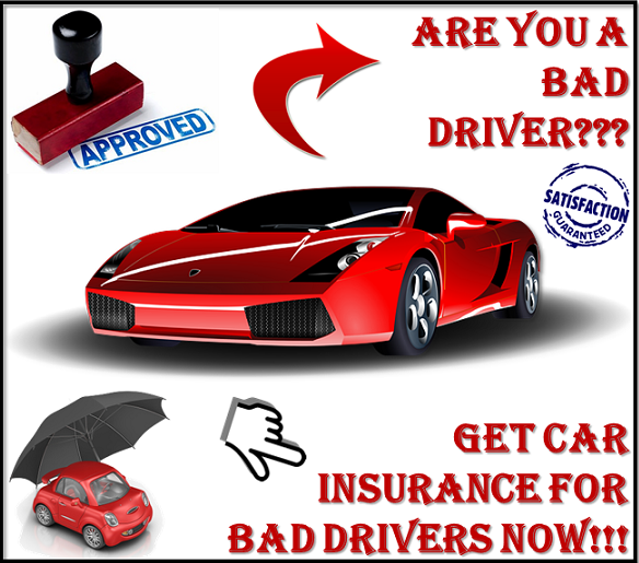 Best Auto Insurance For Bad Drivers
