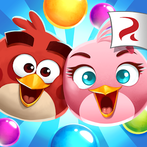 Angry Birds POP Bubble Shooter Mod Apk v2.6.0-cover