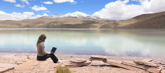 Living as a digital nomad