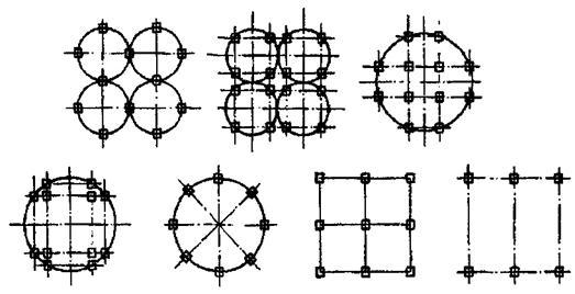 Конструктивные системы зданий