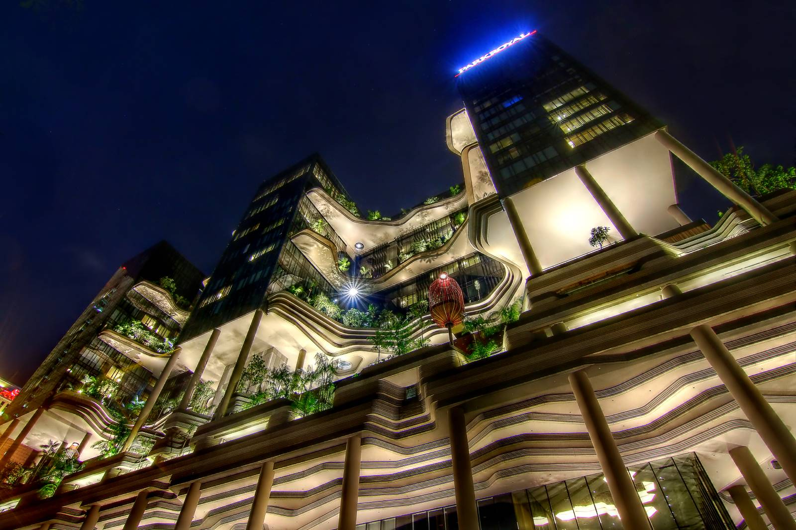 Dreamer architects for Green hotel design