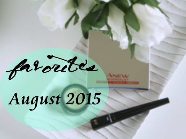 Favorites :: August 2015