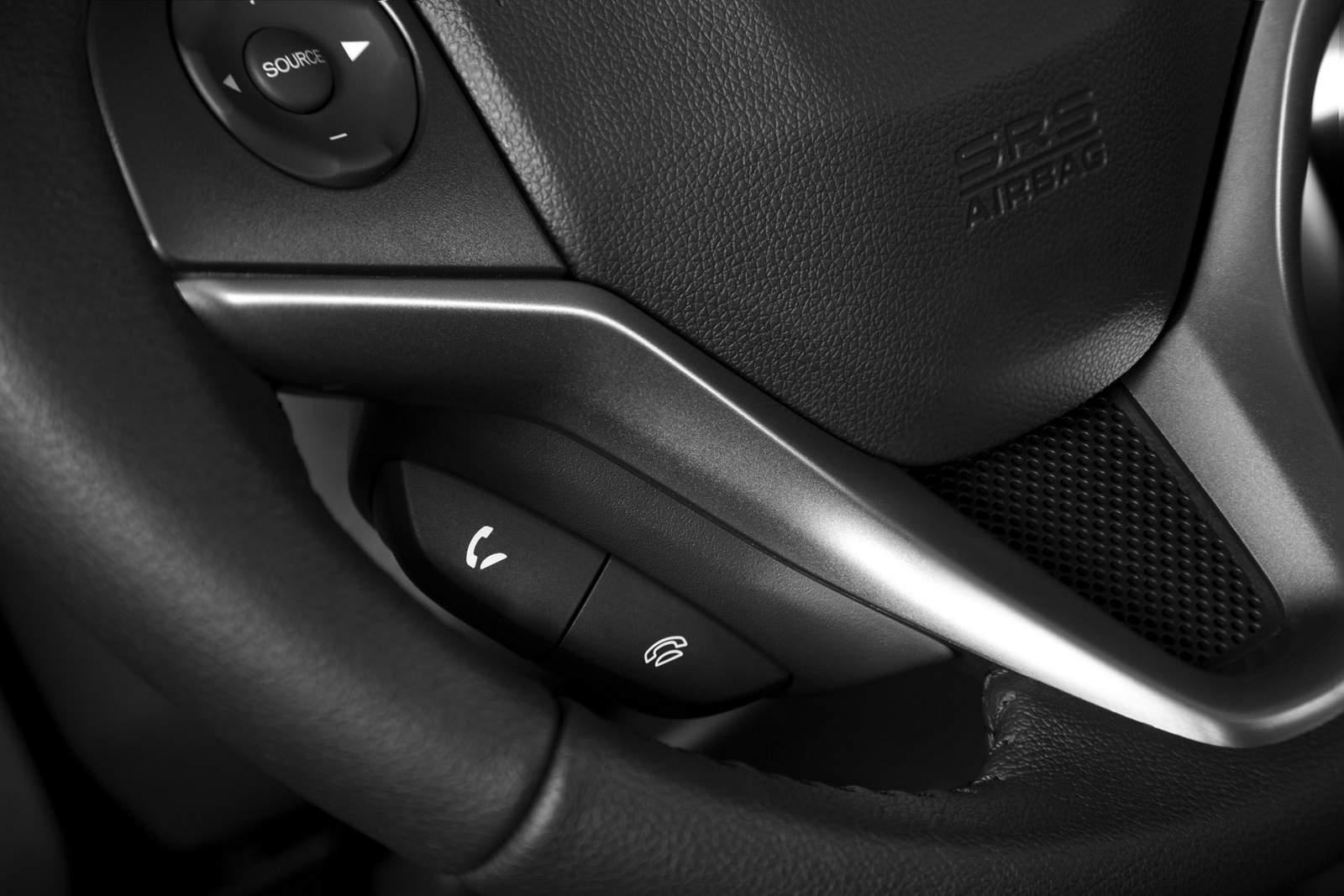 Novo Honda City 2015 - interior - volante