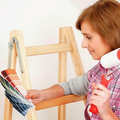 Elección del color de la pintura