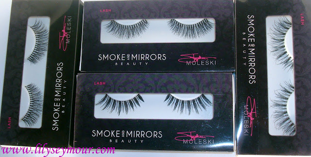 Smoke and Mirrors Eyelashes