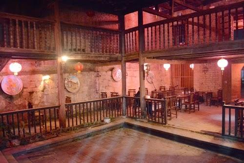 cafe phố cổ Đồng Văn