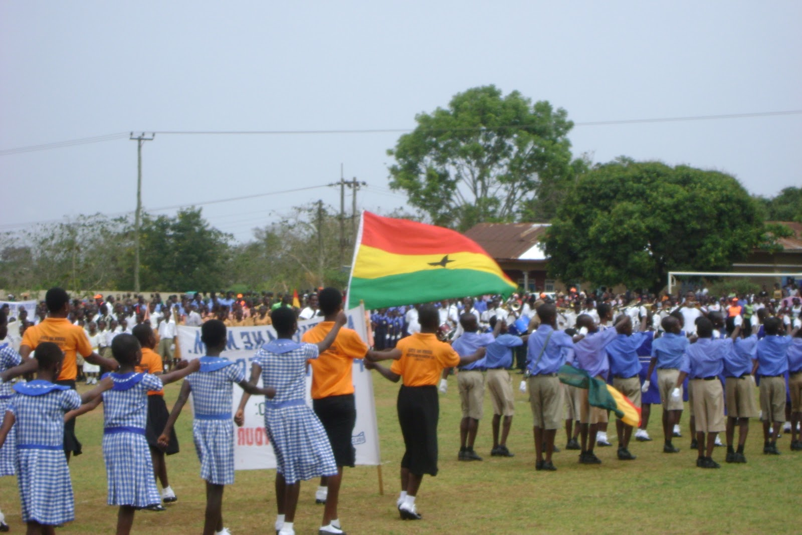 independence of ghana Here, activist eusi kwayana remembers ghana's and guyana's independence.