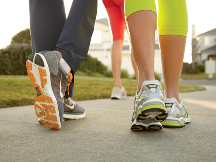 This Walking Workout Will Maximize Calorie Burn For Up To 24 Hours After You Finish