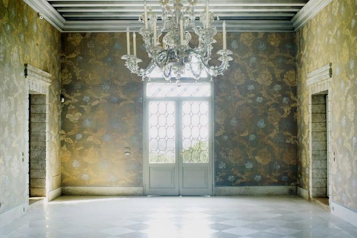 Rustik chateaux pintar con t cnicas antiguas paola for Restauracion de casas viejas
