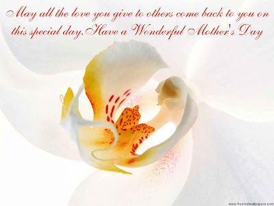 Mother's Day 2013 : Nice Words