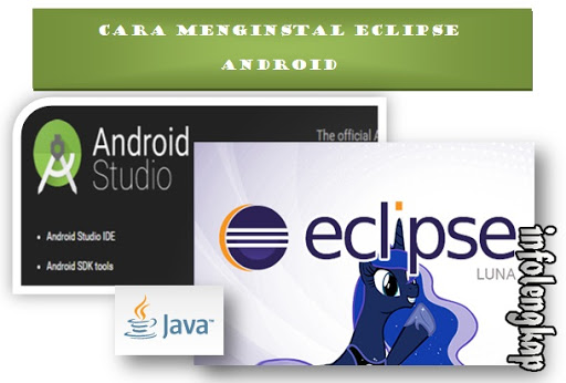 cara menginstal eclipse android