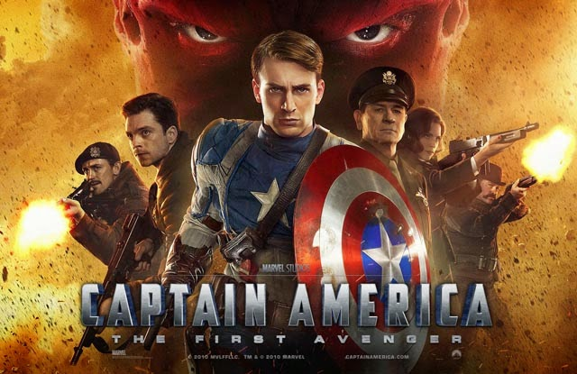 Image result for captain america the first avenger